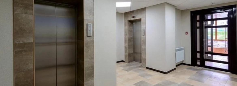 Монтаж лифтового оборудования в доме, проект которого не предусматривает установку подъемников