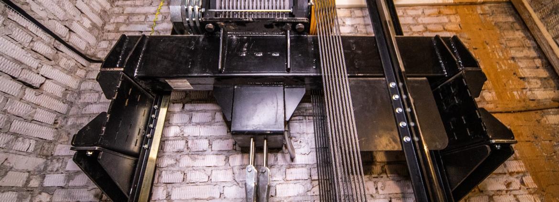 Комплектующие для лифтов