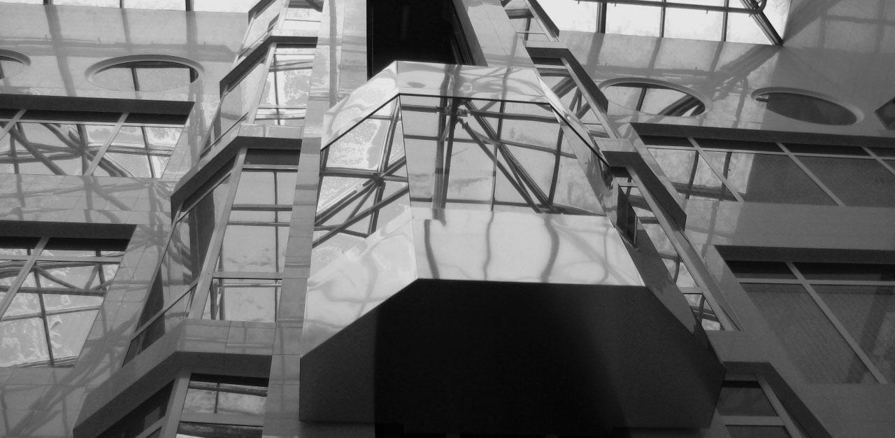 Пассажирский лифт с панорамой