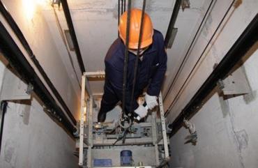 Виды ремонтных работ лифтового оборудования