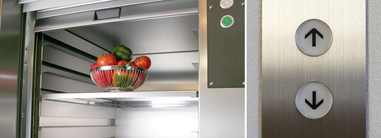 Кухонный лифт и его особенности