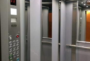 Лифт HAS в набережном квартале