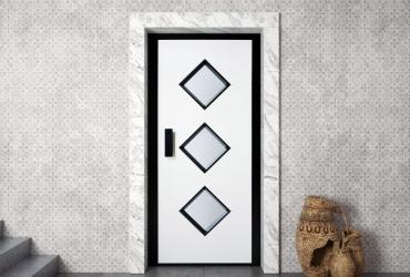 входные двери лифта HAS 2