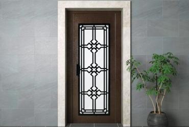 входные двери лифта HAS 4