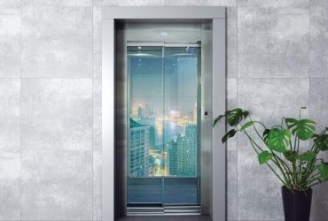 входные двери лифта HAS 6