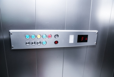 Управление лифтовой кабиной
