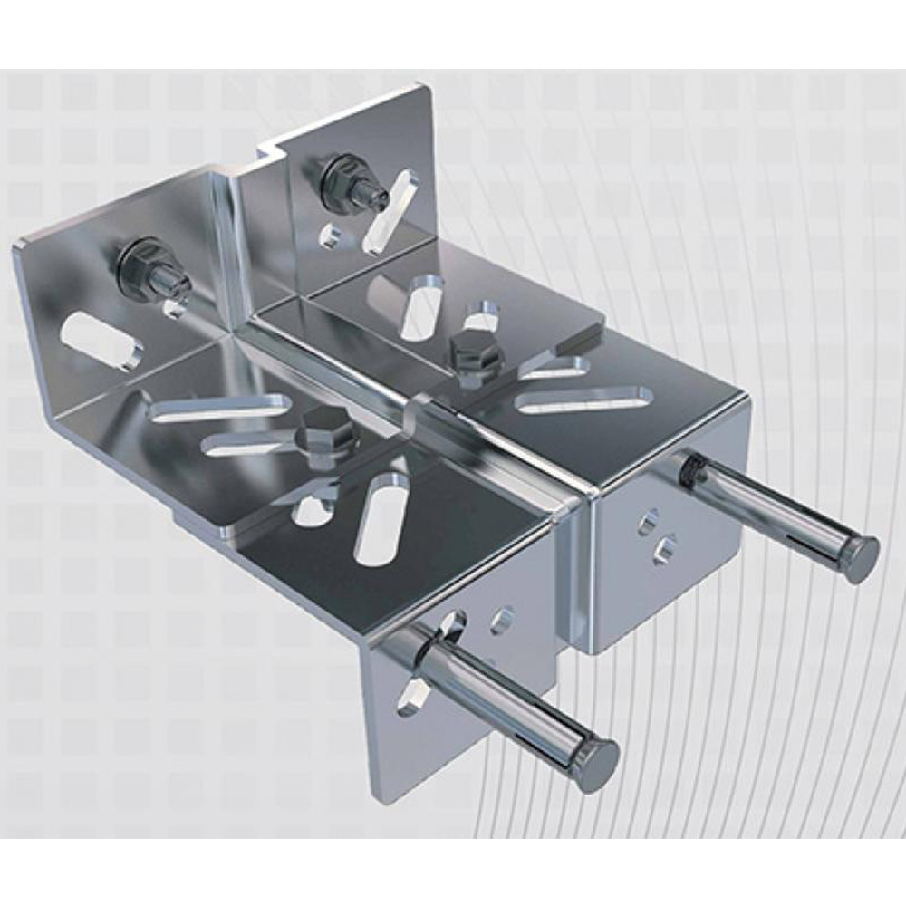 Guide rail brackets