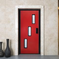 Распашная этажная дверь