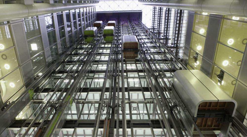 Современные технологии в лифтостроении